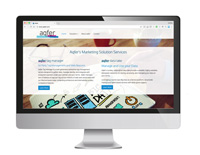 Aqfer.com Website Design & Development